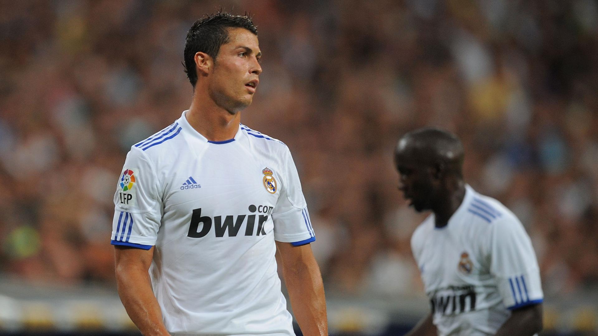 Cristiano Ronaldo Real Madrid Penarol 2010