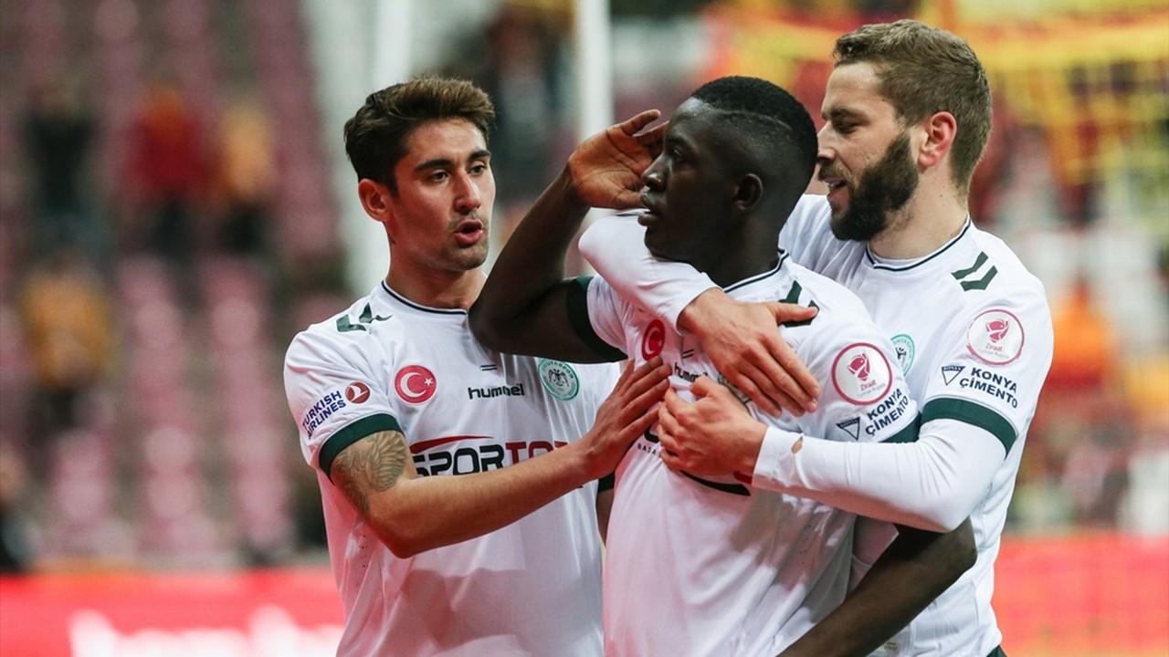 Cote d'Ivoire's Moryke Fofana ends goal drought in Konyaspor's victory
