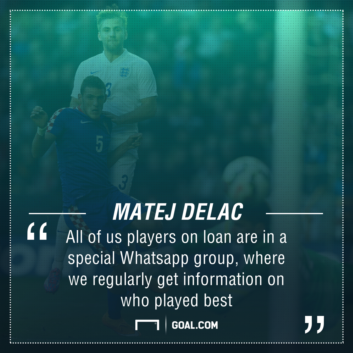 Who is Matej Delac? Meet Chelsea's longest-serving player