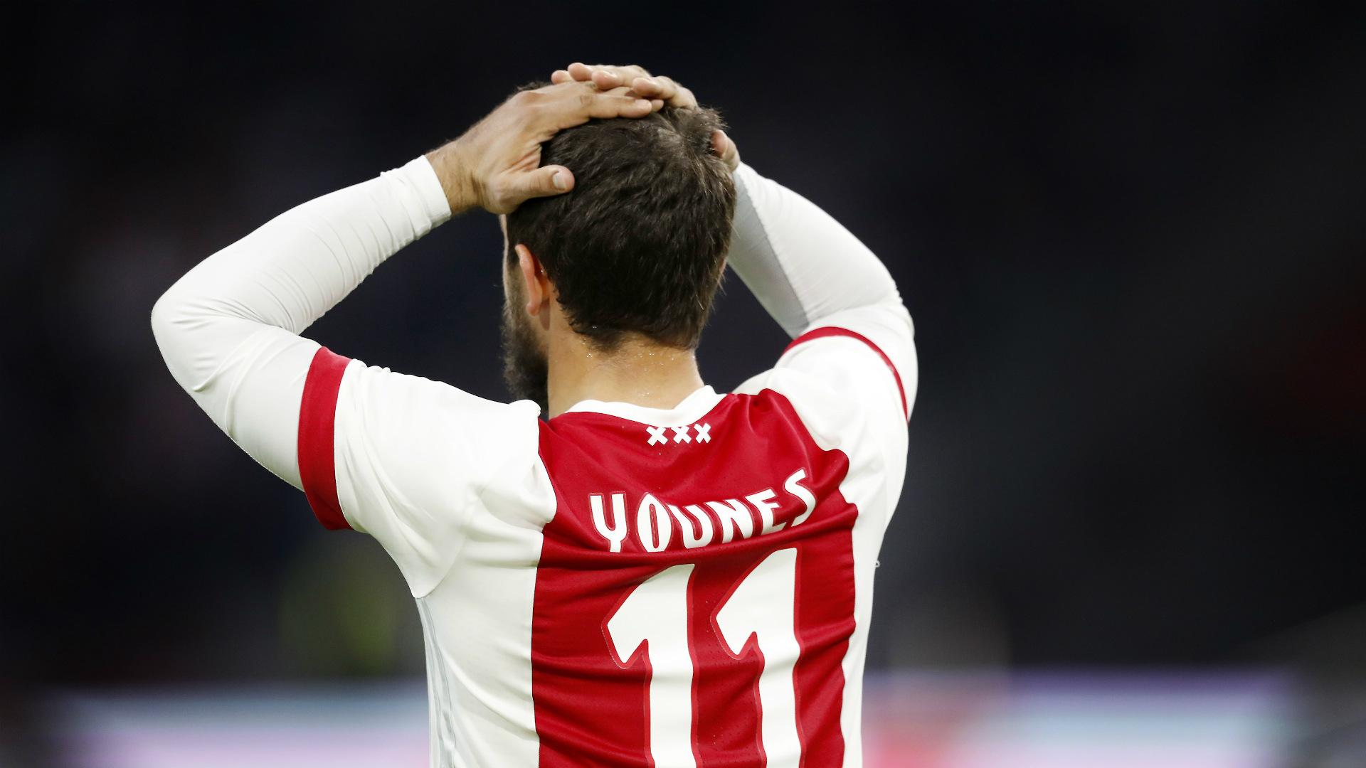 Amin Younes, Ajax - Rosenborg BK, 18082017