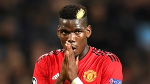 Paul Pogba, Man Utd