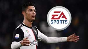 Cristiano Ronaldo, EA Sports