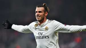 Gareth Bale Viktoria Plzen Real Madrid Champions League 07112018