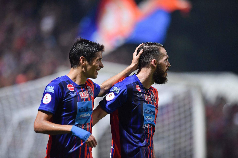 Sergio Suárez & Dragan Bošković