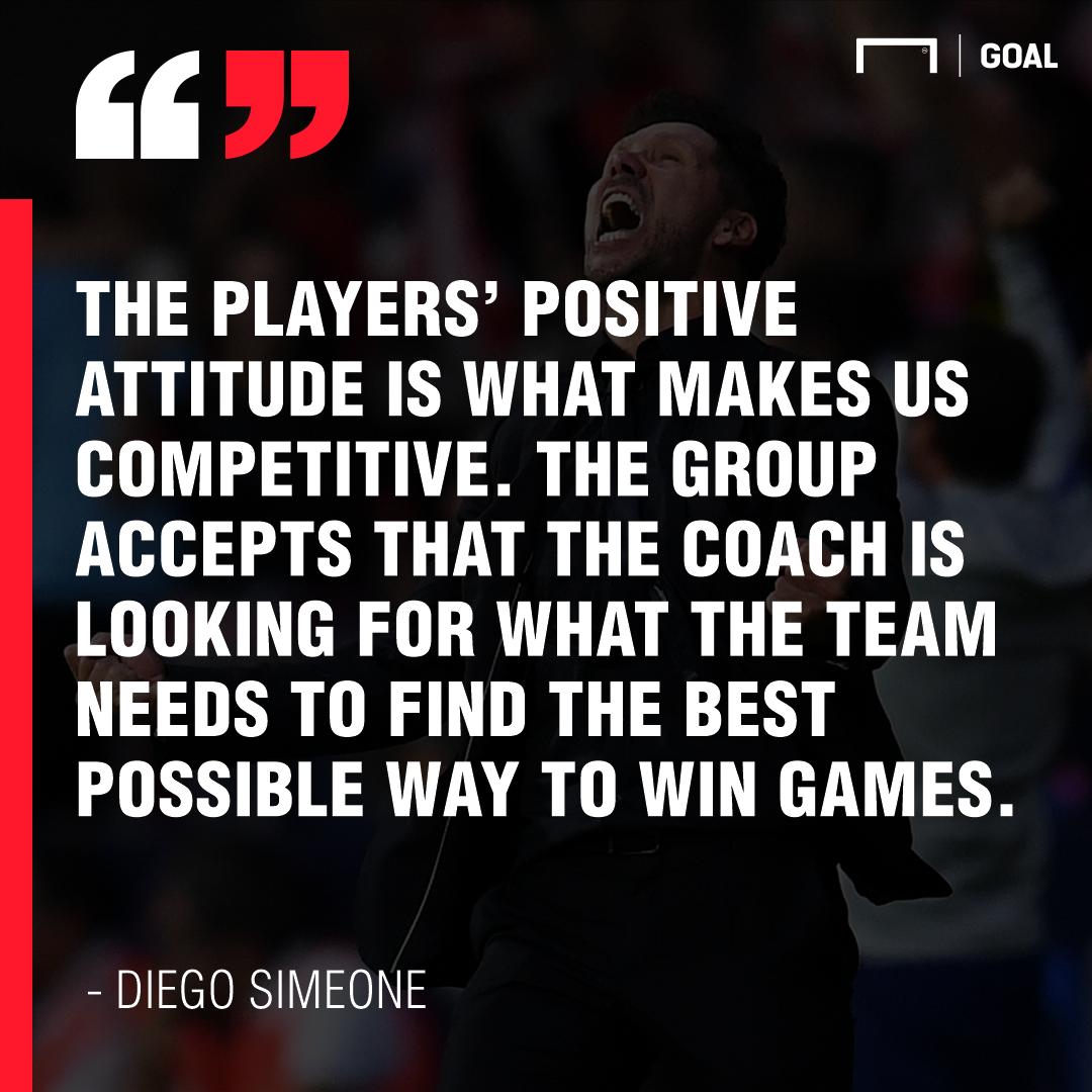 Simeone PS quote
