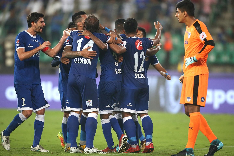 Chennaiyin FC Bengaluru FC