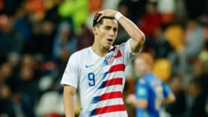 Sebastian Soto USA Ukraine Under-20 World Cup