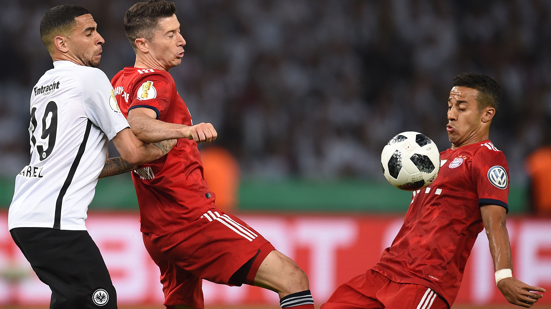 FC Bayern Eintracht Frankfurt DFB-Pokal
