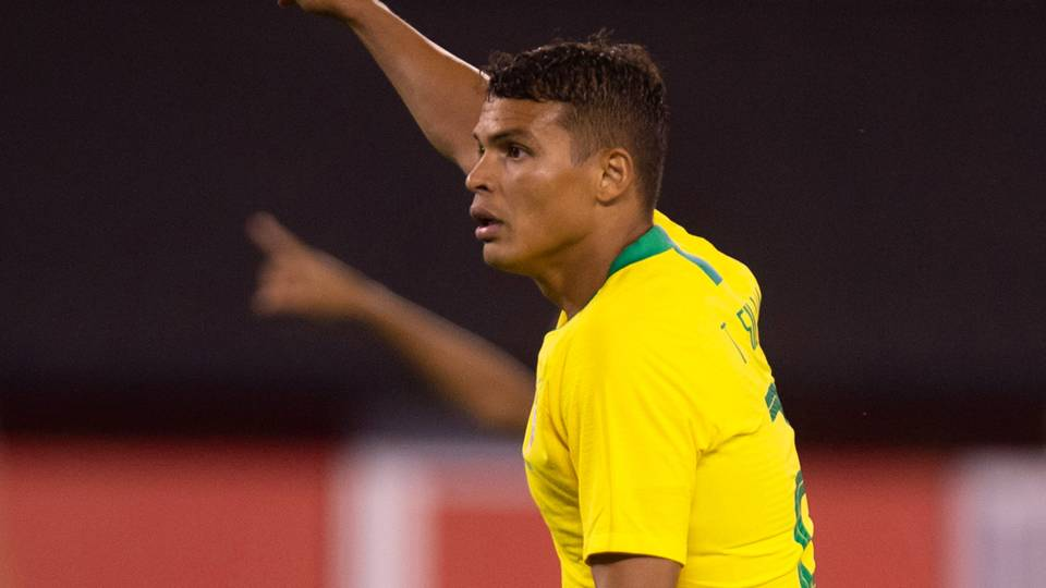 New Brazil players integrated perfectly into the group – Thiago Silva