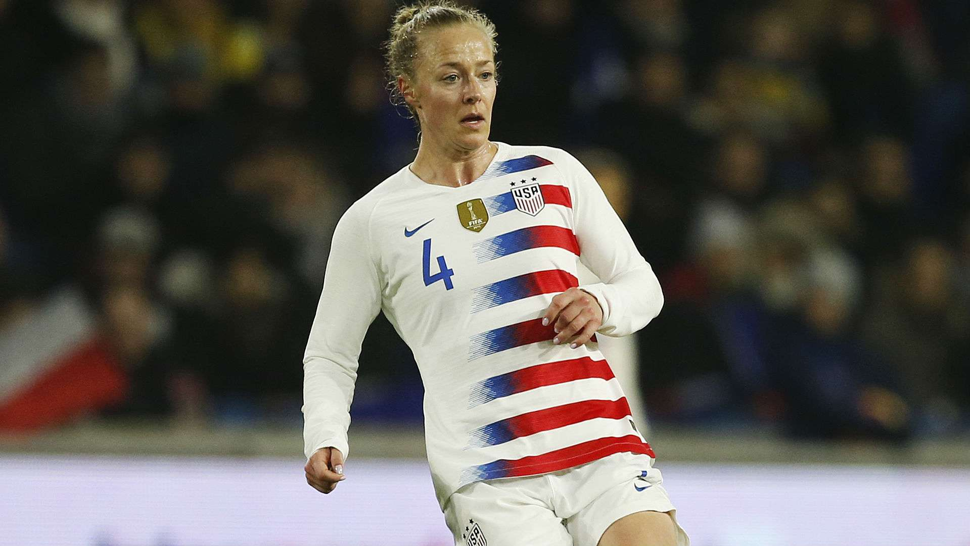 USWNT roster  23 tickets to France – Projecting the USA s World Cup squad  a3ab4f750
