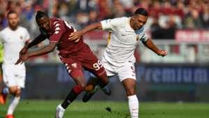 Sadiq Umar Juan Jesus Torino Roma Serie A
