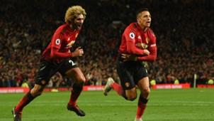 Alexis Sanchez Manchester United 06102018
