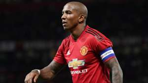 Ashley Young Manchester United 2018-19