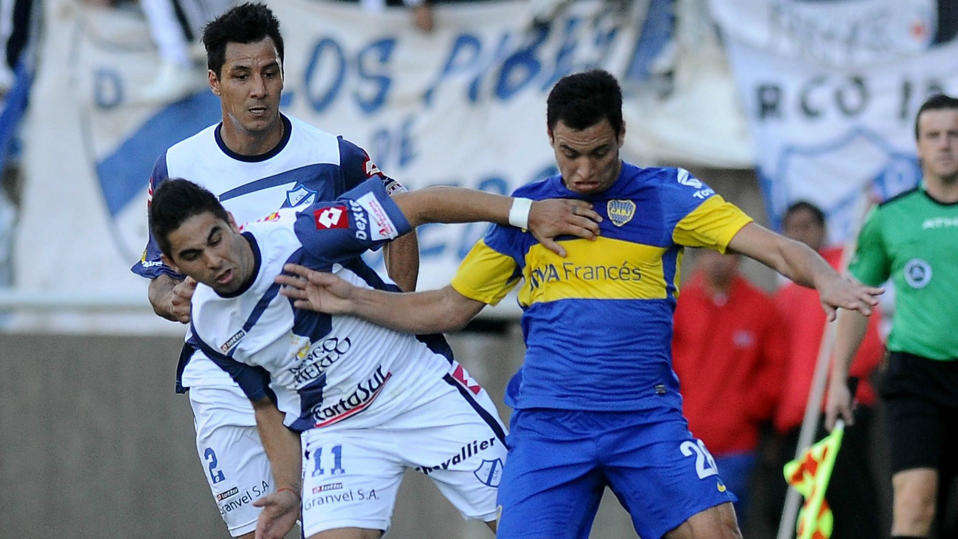 Juan Sanchez Miño Boca Juniors Deportivo Merlo Copa Argentina 2012
