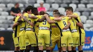 Central Coast Mariners v Melbourne City A-League 05032017