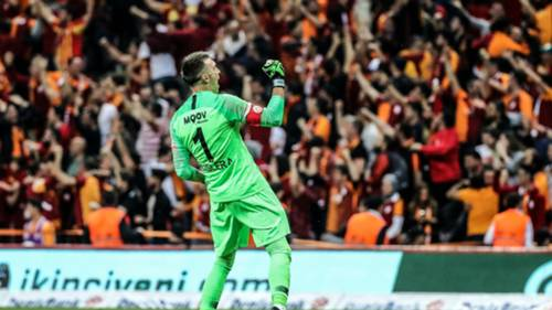 Galatasaray Besiktas Fernando Muslera 05052019