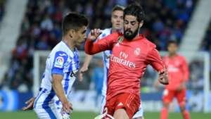 Isco Alarcon Unai Bustinza Leganes Real Madrid LaLiga 15042019