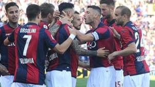 bologna empoli serie a april 2019 celebration