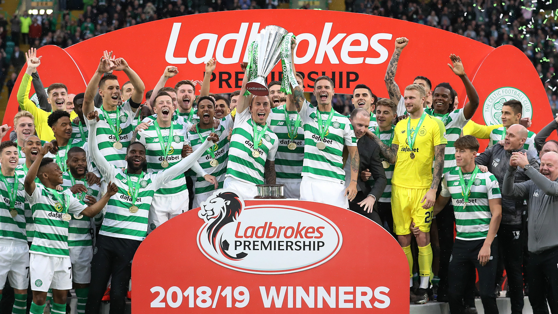 Celtic 2018-19