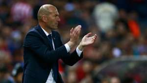 Zinedine Zidane Atletico Real Madrid UCL 10052017
