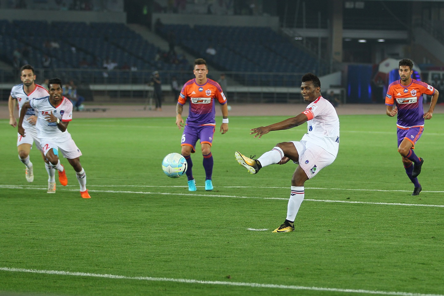Delhi Dynamos vs Pune City
