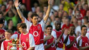 Martin Keown Arsenal 2004