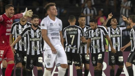 Botafogo Sol de América Sudamericana 29052019