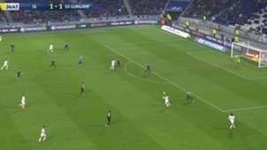 Nabil Fekir Olympique Lyon Ligue 1 16022019