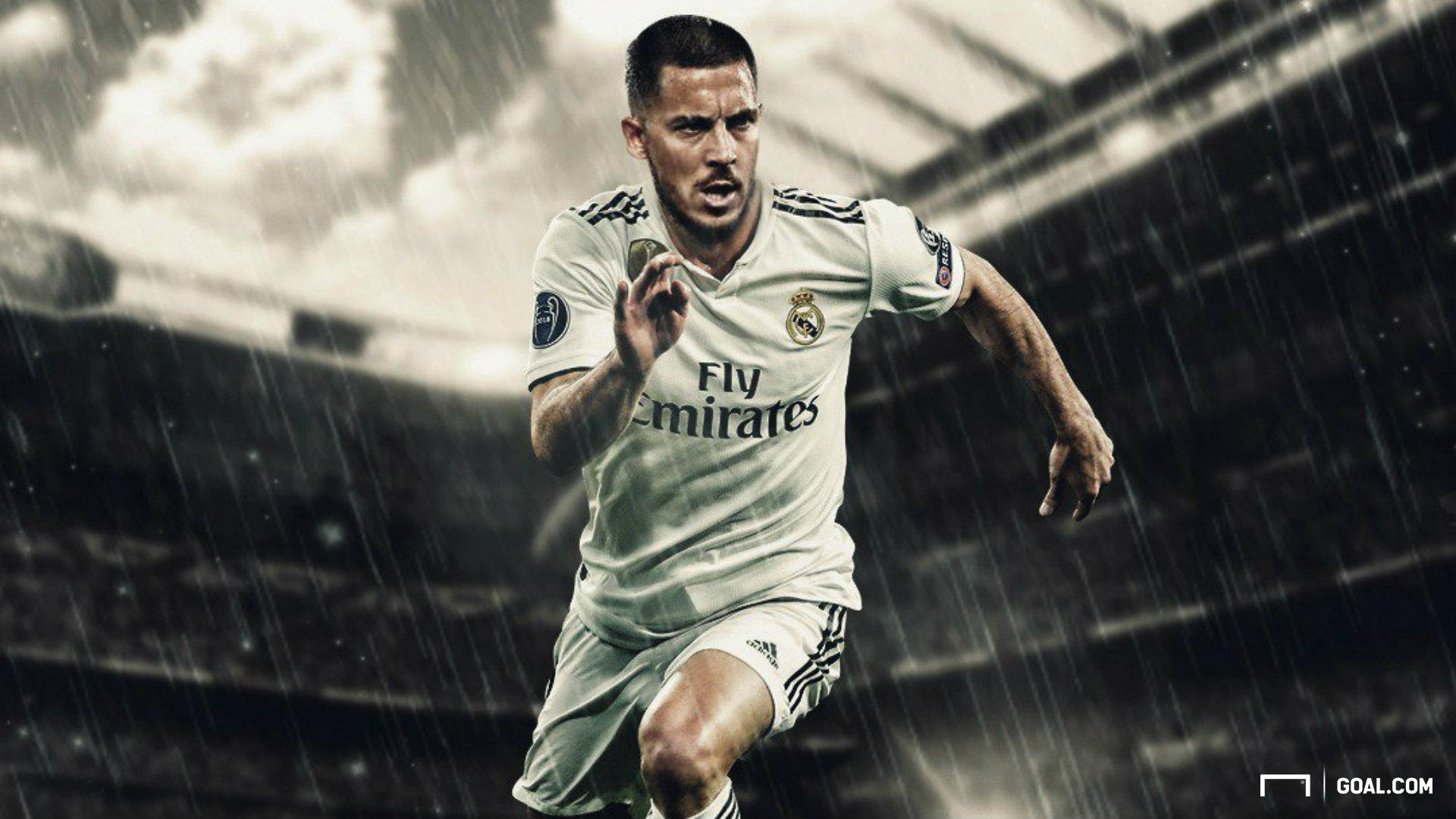 Eden Hazard Real Madrid 070619