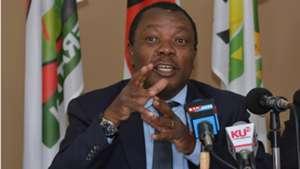 Cecafa secretary Nicholas Musonye