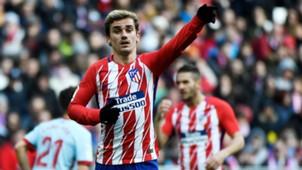 Antoine Griezmann Atletico Madrid Celta Vigo La Liga