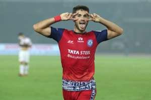 Sergio Cidoncha Delhi Dynamos Jamshedpur FC ISL 2018-19