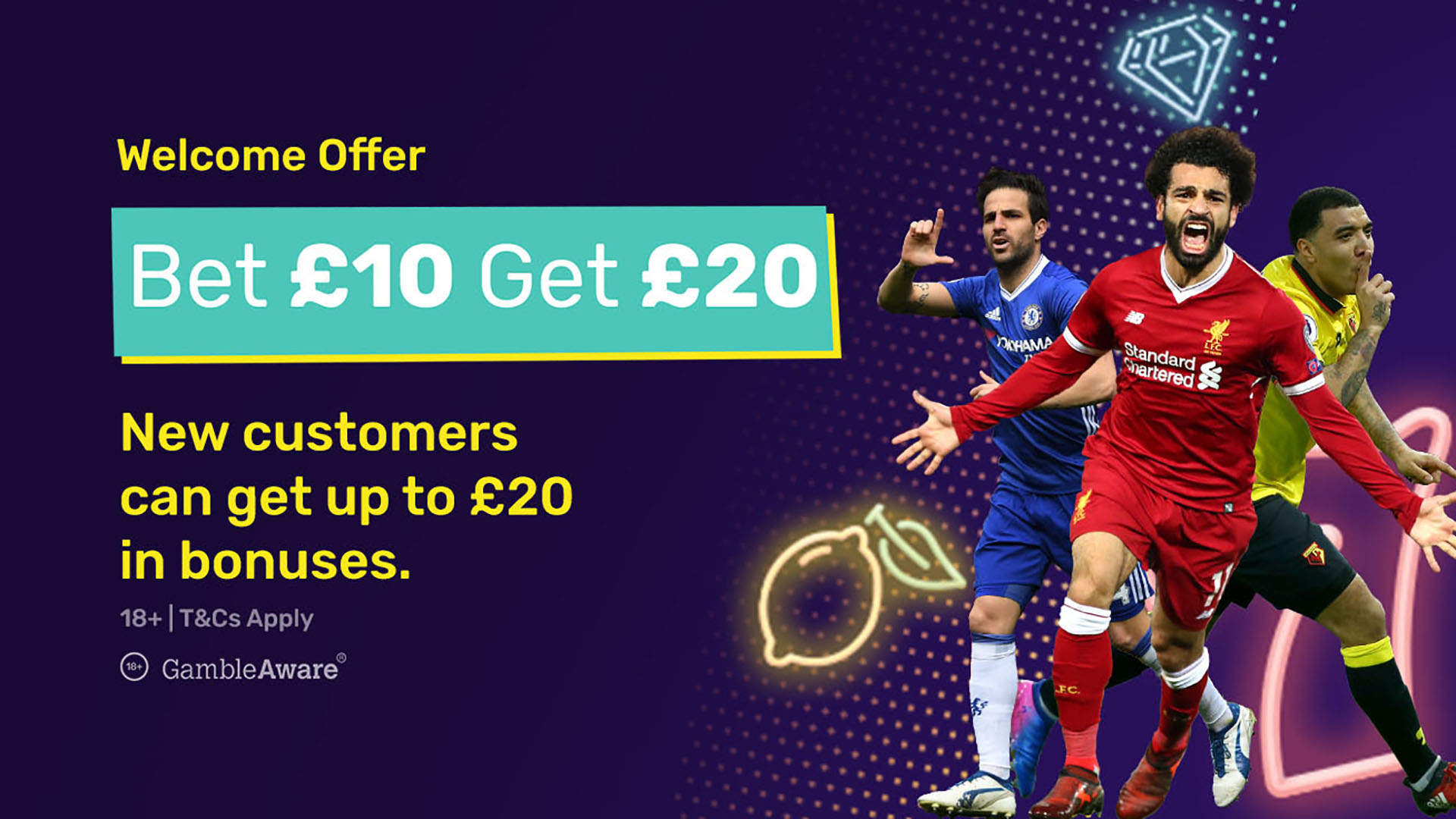 dabblebet new customer offer GFX