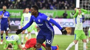 Embolo Wolfsburg Schalke 17032018