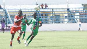 Kenya U-17 v Djibouti in Cecafa.
