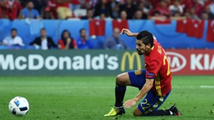 Nolito Spain Turkey Euro 2016