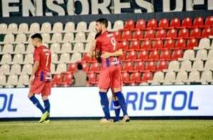 Larrivey Gol (Paraguay) 18-03-19.
