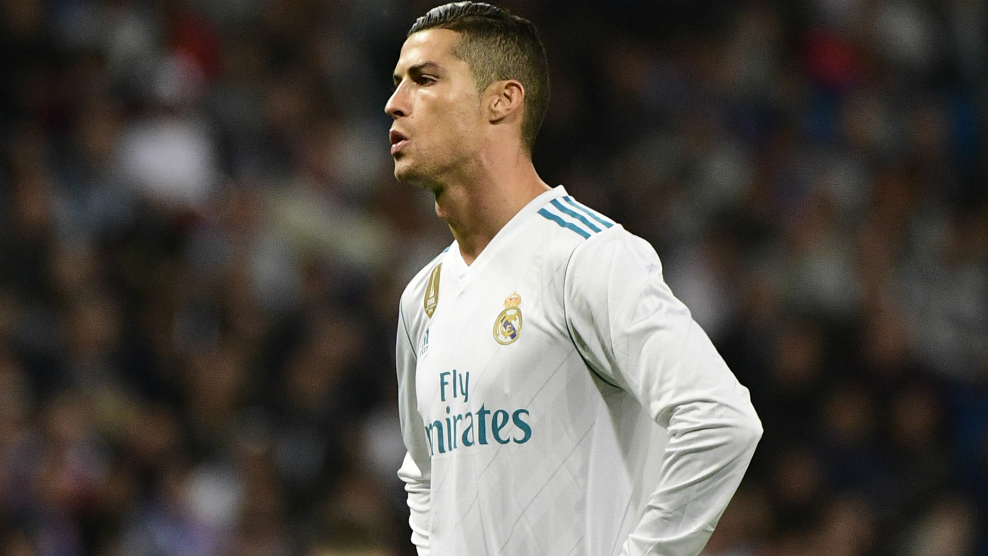 Cristiano Ronaldo Real Madrid Eibar LaLiga
