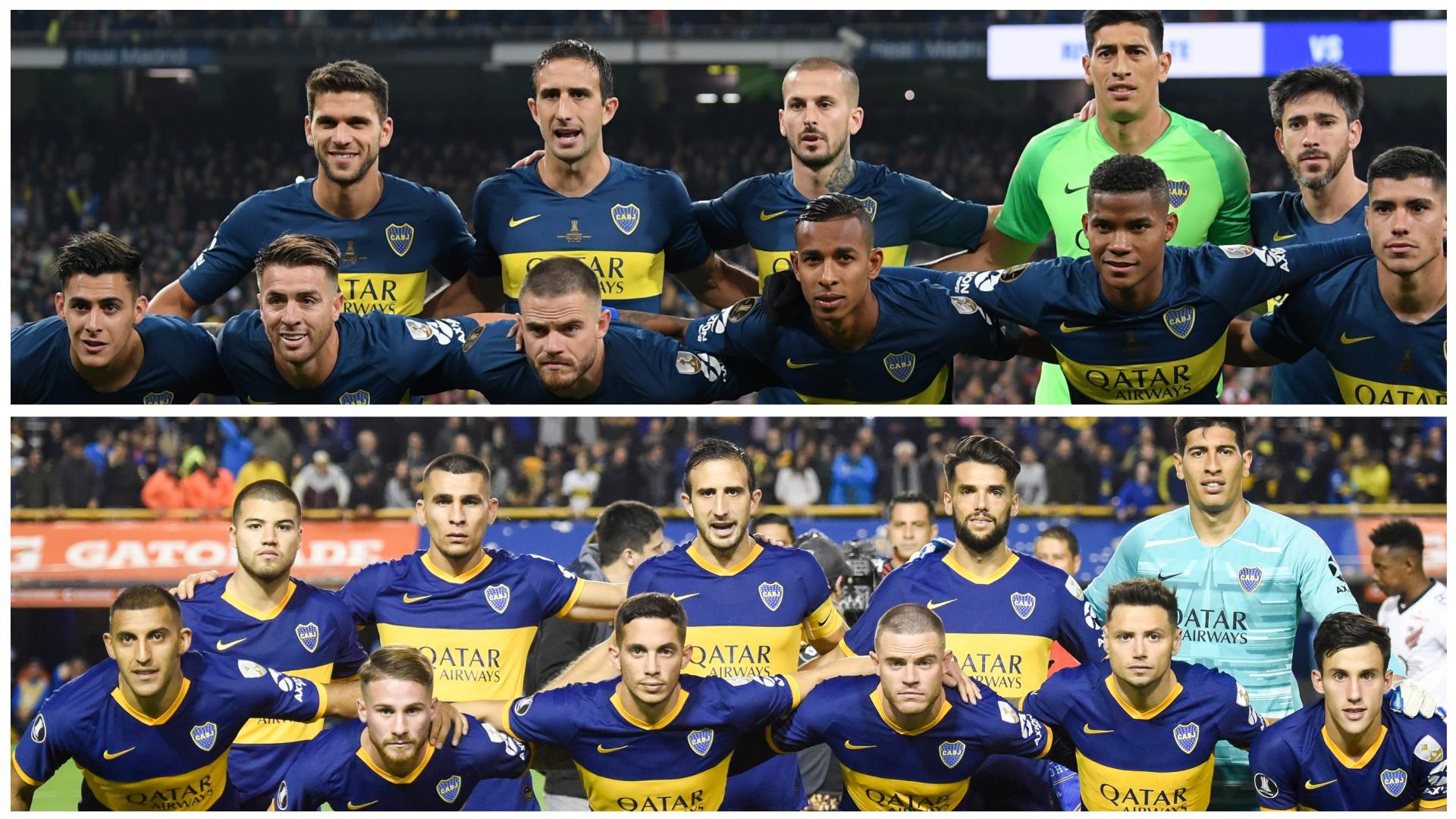 Boca final Copa Libertadores 2018 Boca Paranaense 2019