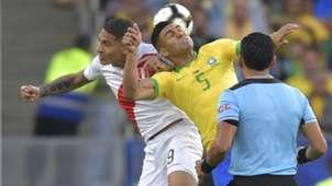 Casemiro Guerrero Brasil Peru Copa America final 07072019