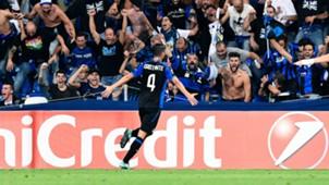 Bryan Cristante Atalanta Everton Europa League