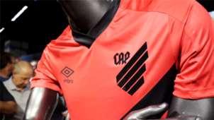 Atlético-PR nova identidade camiseta 11122018