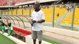 Karela United coach Johnson Smith