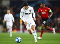 GUEDES MANCHESTER UNITED VALENCIA CHAMPIONS LEAGUE
