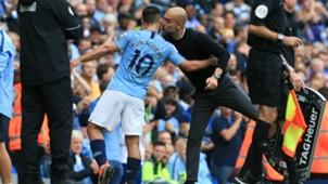 Sergio Agüero - Pep Guardiola Manchester City
