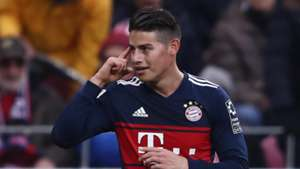James Rodriguez, Bayern Munich