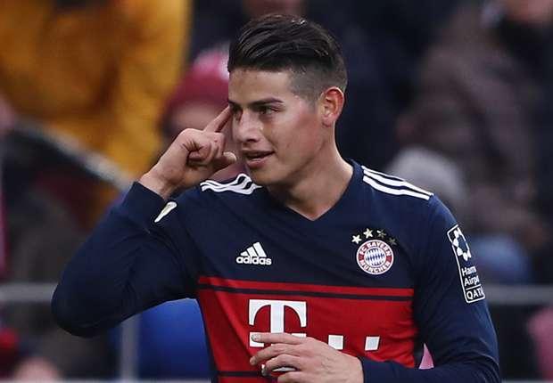 RUMEUR, Le Bayern va lever l'option de James