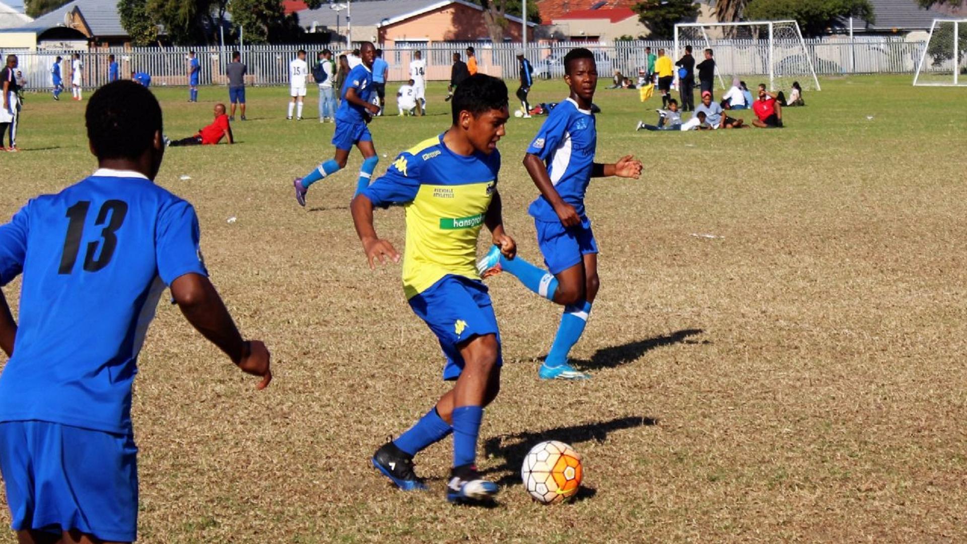 Lance Weaver, Young Bafana