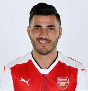 Kolasinac Arsenal