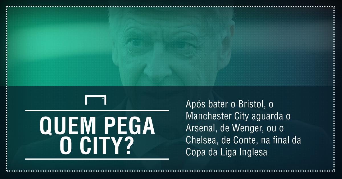 Arsenal bate Chelsea e enfrentará City na final